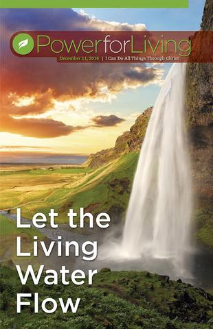 Sunday school lessons bible lessons for adults Bible-in-Life Power-for-Living